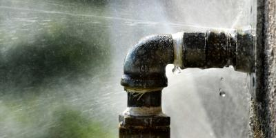 Property Insurance Agency Suggests What to Do After a Pipe Bursts, Geneseo, New York