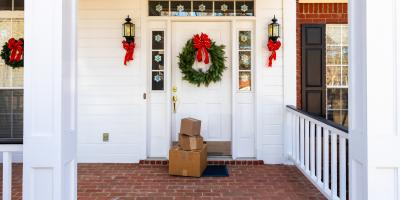 How to Prevent Porch Pirates, Coolville, Ohio