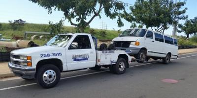With Cash for Cars, Integrity Towing Turns Old Junkers Into New-Found Fortune, Ewa, Hawaii