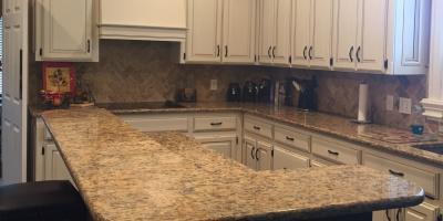 Interior Decorators Share 3 Kitchen Countertop Trends for 2017, Texarkana, Texas