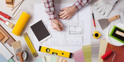 But It Needs More Storage E Or Updated Kitchen And Bathroom Fixtures Who Should You Hire An Interior Designer A Construction Contractor To