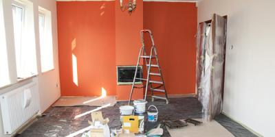 3 Ways to Prepare Your House for Interior Painting, Bedford Hills, New York