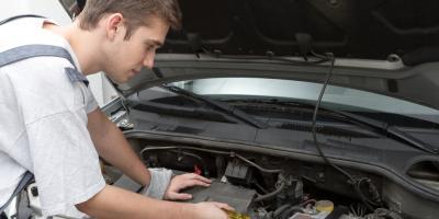4 Car Battery Maintenance Tips, Kalispell, Montana