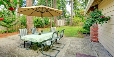 The Do's & Don'ts of Securing Your Patio Umbrella, Urbandale, Iowa