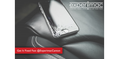 iPhone® 6 Screen Repair Deal from Experimac Canton, Canton, Michigan