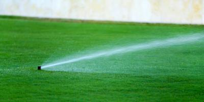 4 Spring Lawn Watering Tips, Pittsford, New York