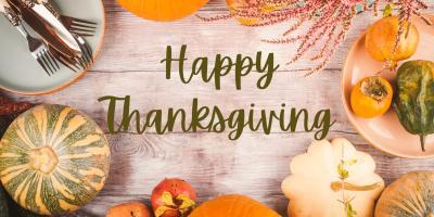 Happy Thanksgiving!, Greensboro, North Carolina
