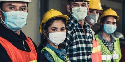 SMC COVID-19 Survey of Local Businesses --- Construction, Greensboro, North Carolina