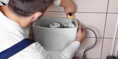 How Much Will It Cost if You Neglect Toilet Repair Each Year?, Tallmadge, Ohio