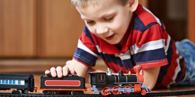 Do's & Don'ts of Buying Model Trains for Kids, Jacksonville, Arkansas