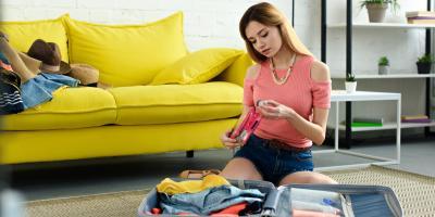 5 Packing Hacks for Easier Travel, Jacksonville, Arkansas
