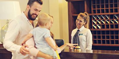 4 Questions to Ask When Checking Into a Hotel, Jacksonville, Arkansas