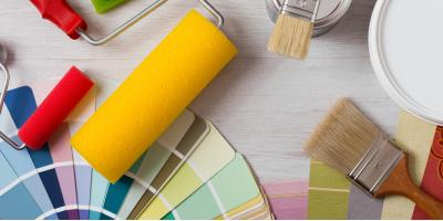 3 Benefits of Professional Interior Painting Services, Jamestown, New York