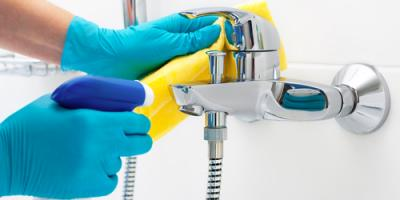 Go Green & Avoid These 5 Harmful Commercial Cleaning Agents, Butler, Ohio