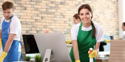Answering Your Top 4 Questions About Hiring Janitorial Services, Spokane, Washington