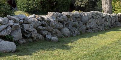 3 Major Benefits of Retaining Walls, Jessup, Maryland