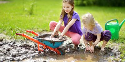 5 Common Yard Drainage Issues, Jessup, Maryland