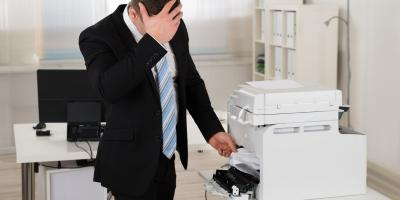 3 Signs You Need to Upgrade Your Office Printers, Jessup, Maryland