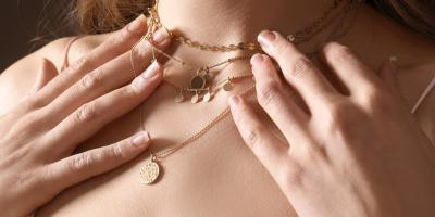 4 Tips for Styling a Pendant Necklace , Nyack, New York