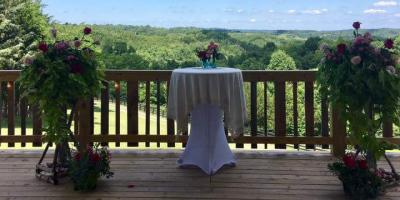 Jordan Hill Farm Ranks as a Top Kentucky Wedding Venue, Richmond, Kentucky