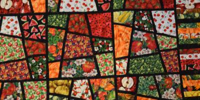 The Beginner's Guide to Mixing Quilt Fabric Patterns, Willow Springs, Missouri