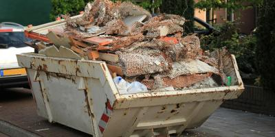 3 Tips for Using a Dumpster Rental, Goshen, Connecticut