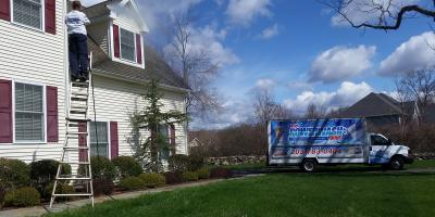 Why You Should Be Power Washing Your House Before Selling it, Milford city, Connecticut