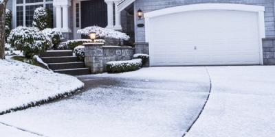 Why You Should Consider Using Sand for Snow on Your Driveway, Anchorage, Alaska