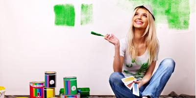 House, Ceiling, & Wall Paint: What You Need to Know, Walnut Ridge, Arkansas