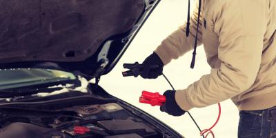 Need a Jump-Start? Discover Why Car Batteries Die in Cold Weather, Fairbanks North Star, Alaska
