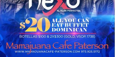 JUEVES SANTIAGUERO- NEXOS- JUNIO 27 7:00pm- MAMAJUANA CAFE PATERSON, Paterson, New Jersey