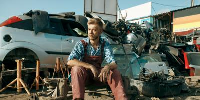 5 Top Reasons to Sell Your Junk Car, Andover, Minnesota