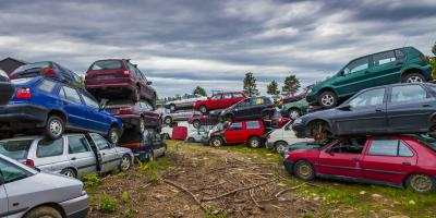 3 Signs You Need to Junk Your Car, Goshen, Ohio