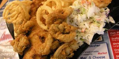 Jupiter Restaurant Always Keeps It Fresh With New England Seafood , Jupiter, Florida