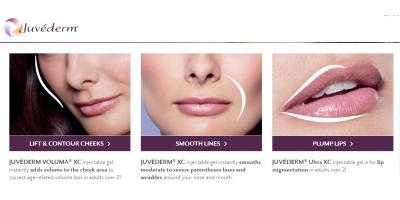Bye Bye smile lines and lip lines! JUVÉDERM® dermal filler, Lake Worth, Florida