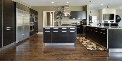 3 Options for Kitchen Flooring, Nicholasville, Kentucky