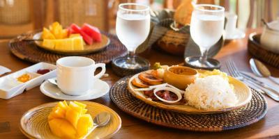 3 Staples of a Filipino Breakfast, Kahului, Hawaii