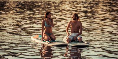Top 5 Benefits of Paddle Boarding, Koolaupoko, Hawaii