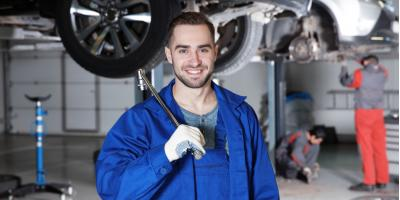 Honesty & Reliability: Crucial Aspects When Choosing a Body Shop, Columbia Falls, Montana
