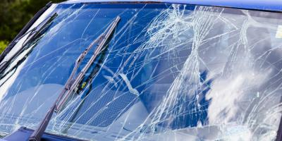 Why You Should Replace Your Automotive Windshield After a Crack, Evergreen, Montana