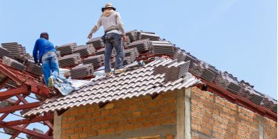 4 Signs You Need a New Roof, Helena, Montana