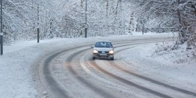 5 Tips for Driving In Winter Weather, Kalispell, Montana