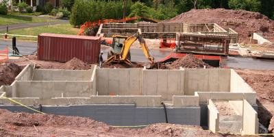How Positive & Negative Drainage Affects Your Building Foundation, Kalispell, Montana