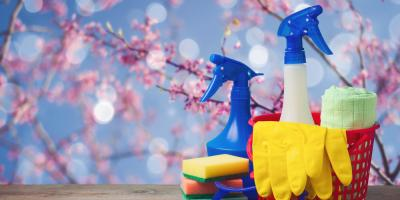 Your Spring Cleaning Checklist, Kalispell, Montana