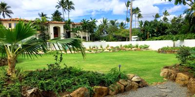Top 5 Landscaping Tips for Rainy Climates, Koolaupoko, Hawaii
