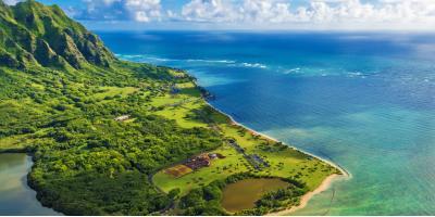 Hawaii's Perfect Event Venue: 5 Great Filming Locations at Kualoa, Waikane, Hawaii