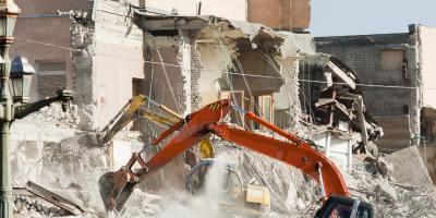 3 Reasons to Demolish a Building, Ewa, Hawaii