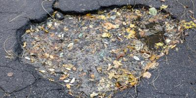 When to Schedule Asphalt Maintenance, Ewa, Hawaii