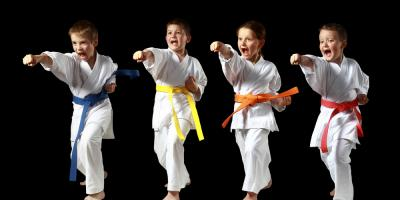 What Are the Benefits of Enrolling My Child in Karate Classes?, West Chester, Ohio