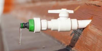 How to Prevent Frozen Pipes During Winter, Kaukauna, Wisconsin